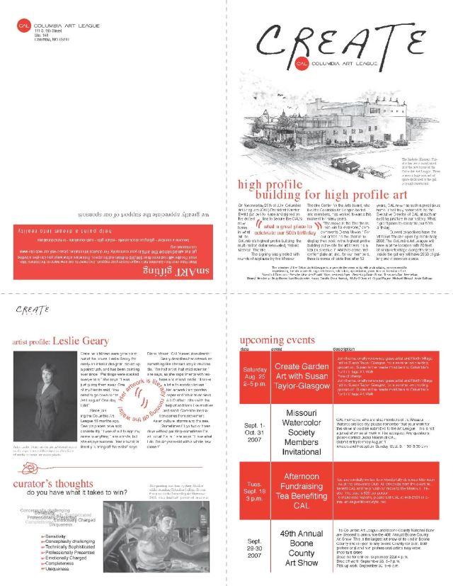 cal-art-newsletter